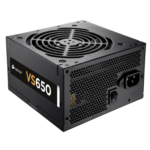 Corsair PSU VS650 80 PLUS White